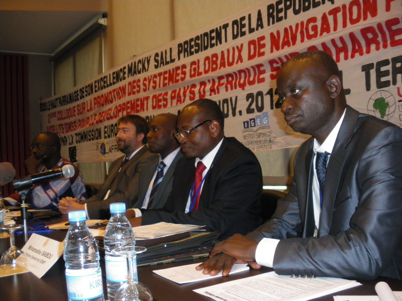 2nd AiA Workshop to promote EGNOS and Galileo – Senegal Dakar, 14-15 November 2012