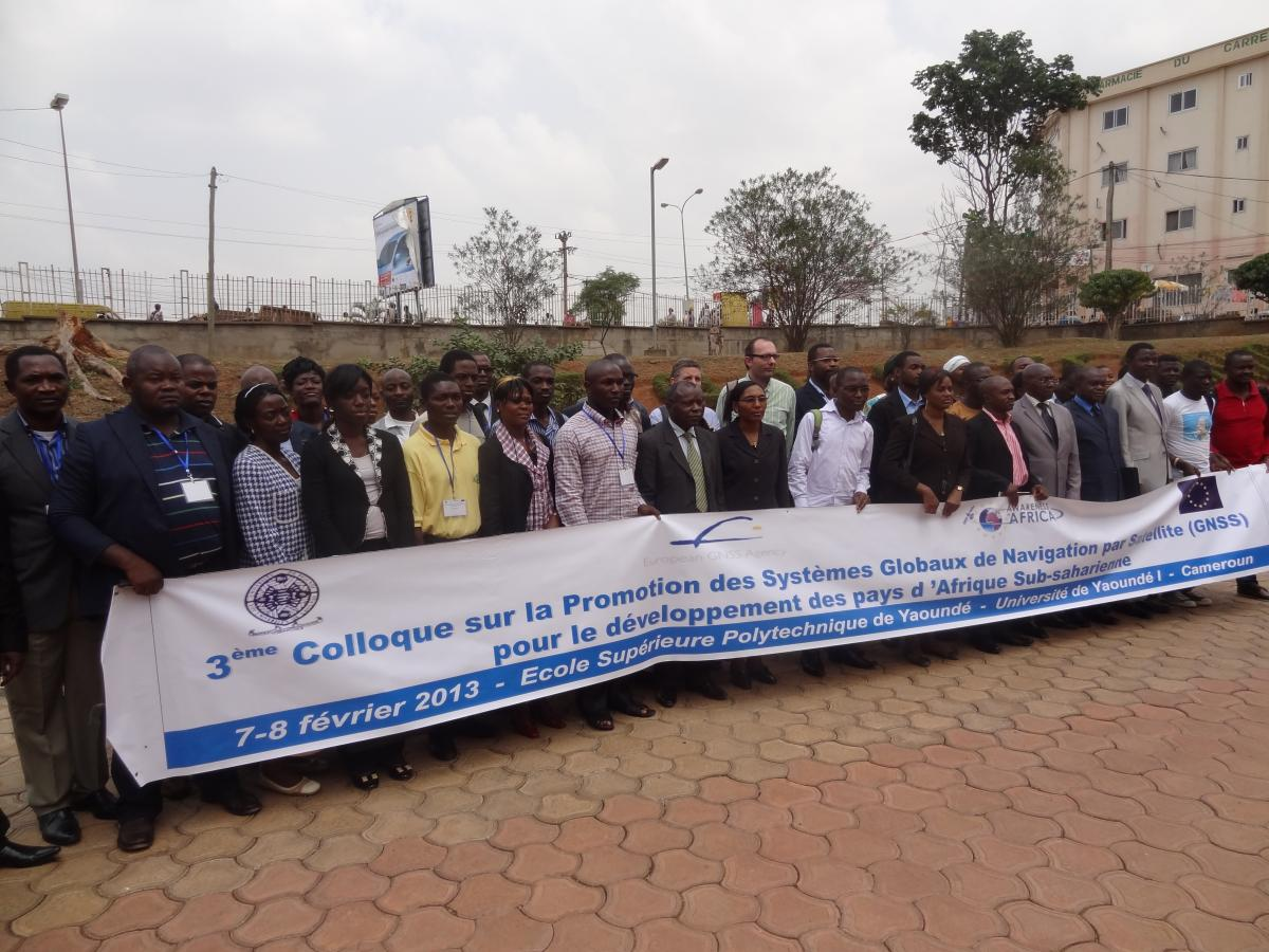3rd AiA Workshop to promote EGNOS and Galileo – Cameroon Yaounde, 7-8 February 2013