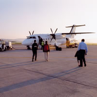 EGNOS will help increase capacity at airports © Peter Gutierrez