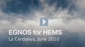 EGNOS for Helicopter Emergency Medical Services