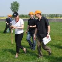 A FieldFact test of GNSS technology at Westmaas. © FieldFact