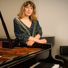 Elena Misirkova will play a classical piano concert at Galileo Application Days. © Elena Misirkova