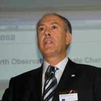 GSA Executive Director Pedro Pedreira © Ahmed ElAmin
