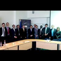 The Accepta team. © Accepta