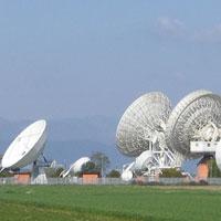 Telespazio satellite ground station at Fucino, Italy © ESA