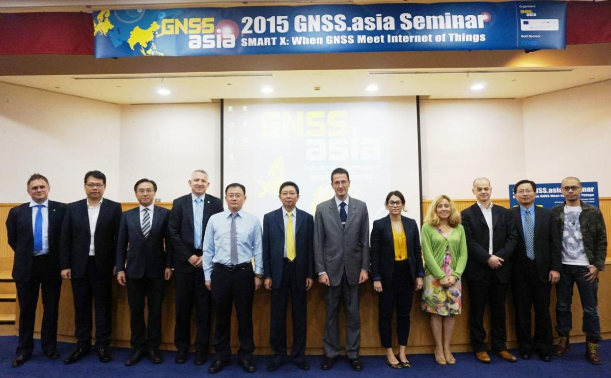 At a handful of events happening in Taiwan, South Korea and Vietnam, the GSA promoted trans-regional cooperation towards the adoption of European GNSS in Asia.