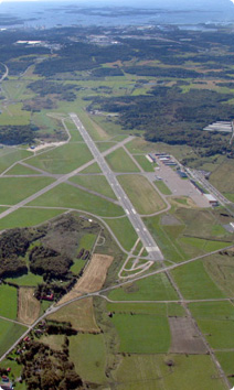 Gothenburg City Airport became the first in Sweden to publish an EGNOS-based approach procedure.