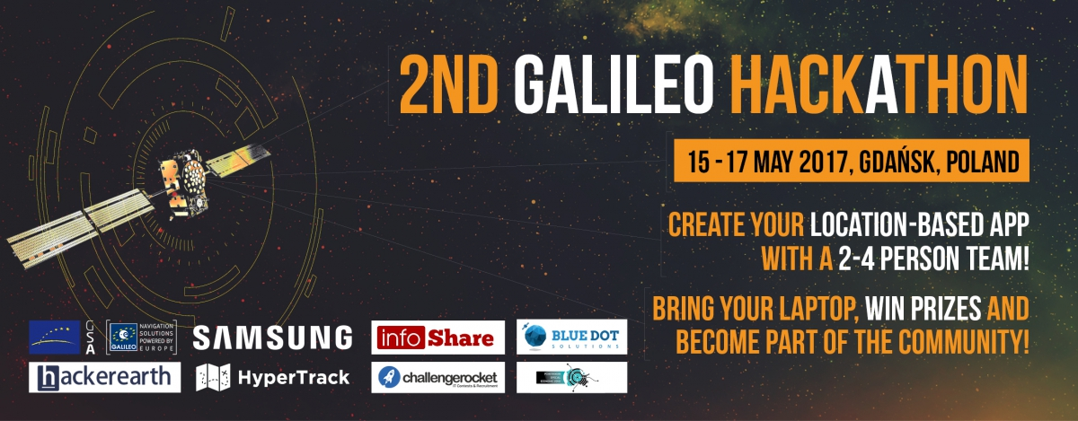 join the next Galileo Hackathon, fill in the form below