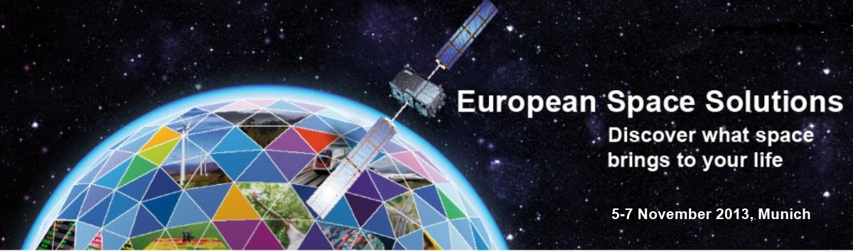 European Space Solutions 2013
