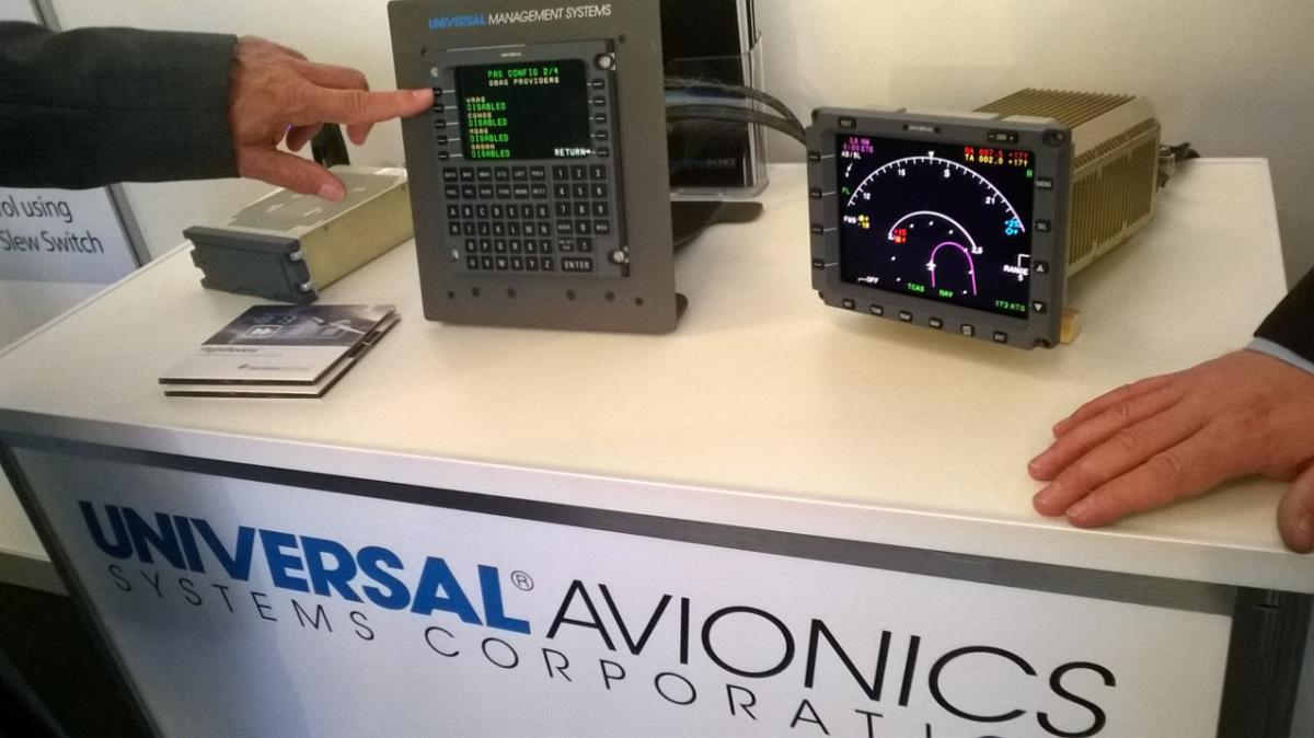 Manufacturers exhibiting at Helitech International, including Universal Avionics, have EGNOS-enabled products, with many also offering retrofit options.