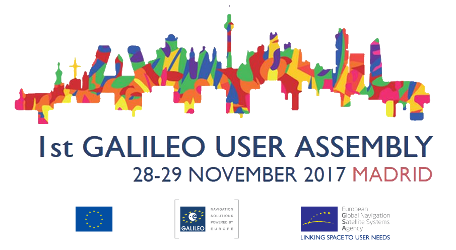 1st galileo user assembly european global navigation satellite