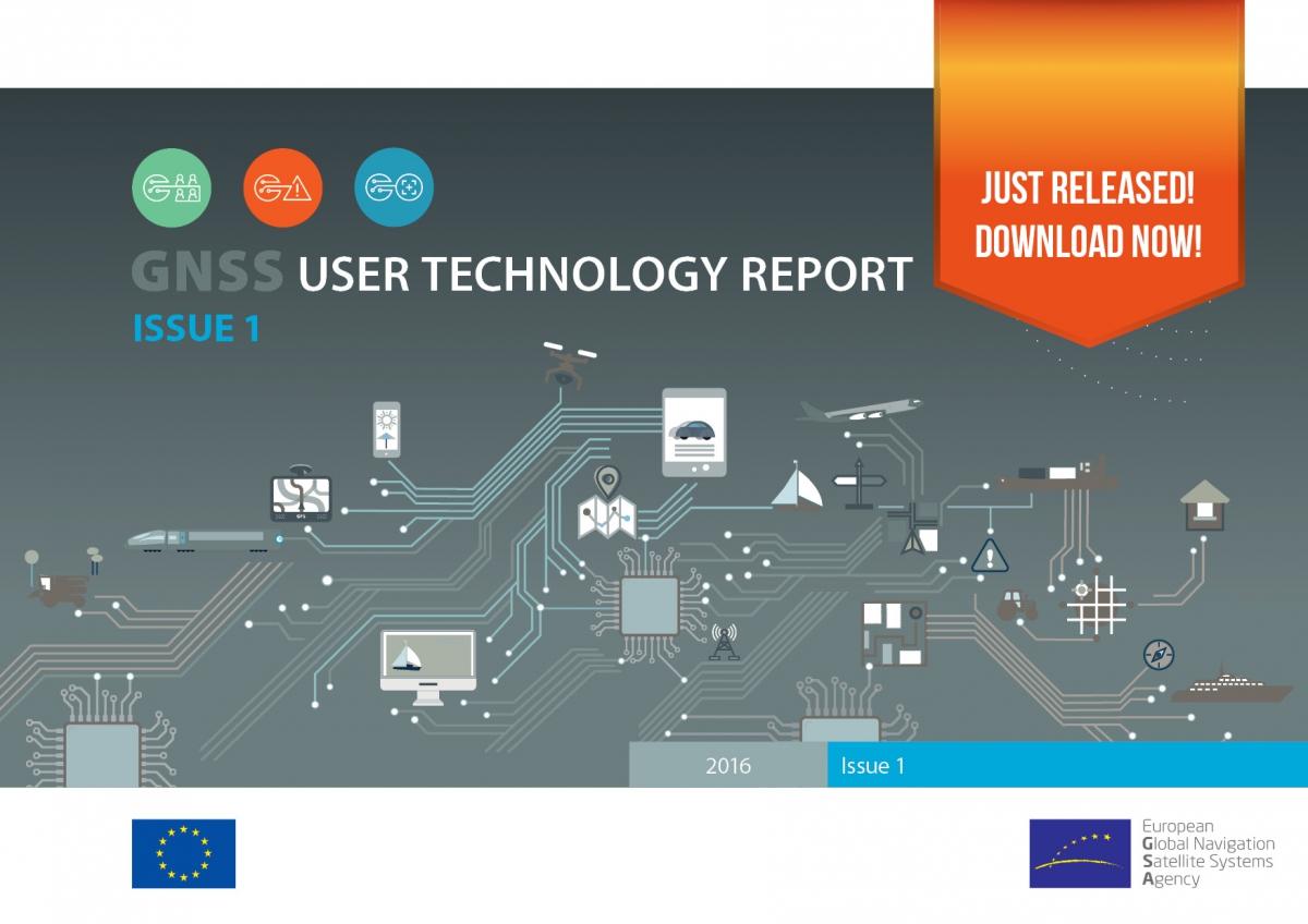 Risultati immagini per GNSS User Technology Report