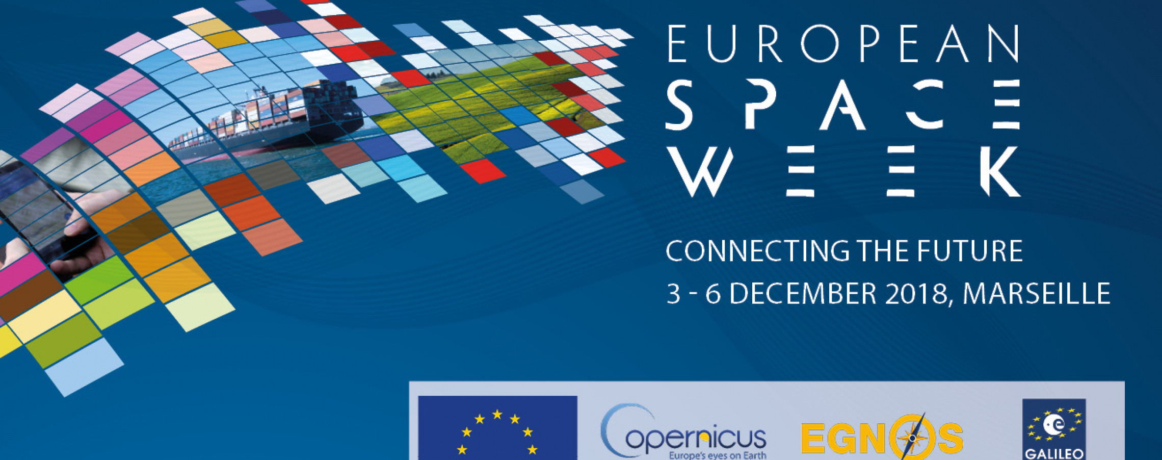 European Space Week is the leading European space conference connecting business, policy-makers, international experts and space application user communities