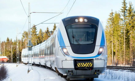 Alstom obtains certification of latest ETCS standard. ©Alstom.