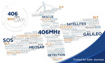 Satellite navigation saves lives every day. Image ©Orolia