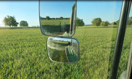 97% of new tractors in Europe using GNSS are equipped with EGNOS, the preferred low-cost entry technology for precision farming in Europe