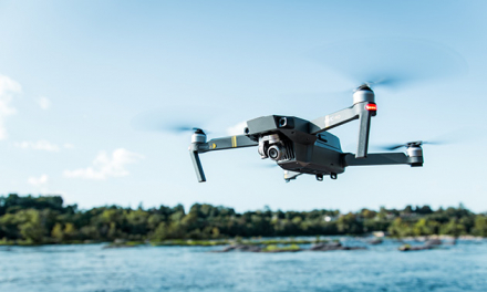 Galileo is already present in more than 30% of the receivers models used for drone applications