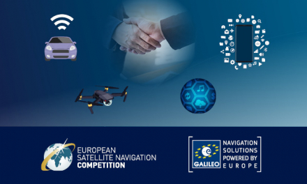 The European Satellite Navigation Competition (ESNC) is a way to transform your idea into a commercial solution.