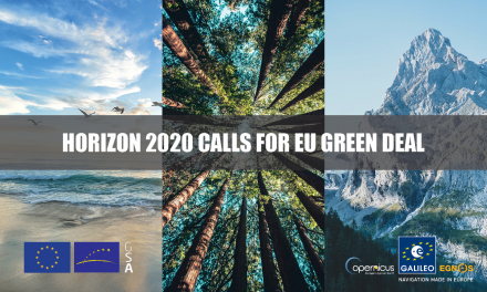 EU Space Programmes can enhance green solutions, more climate neutral results and increase Europe's resilience.