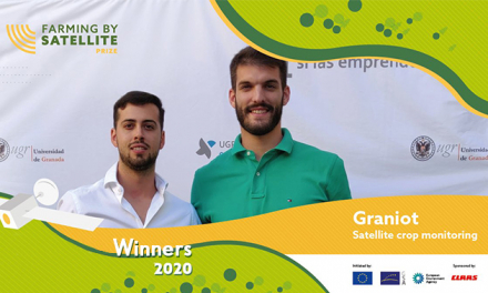 The winning idea will help farmers reduce water waste and improve fertilisation practices