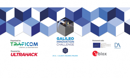 The Galileo Innovation Challenge will include individual specific challenges - the Accuracy Matters challenge from the GSA, an interference challenge from DA-Group and a GNSS in robotics challenge from u-blox.