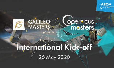 The kick-off will highlight how space data can support human lives, health and development.