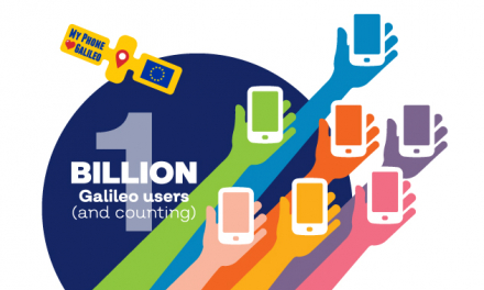 The number of Galileo-enabled smartphones in use has soared to 1 billion in just 3 years.