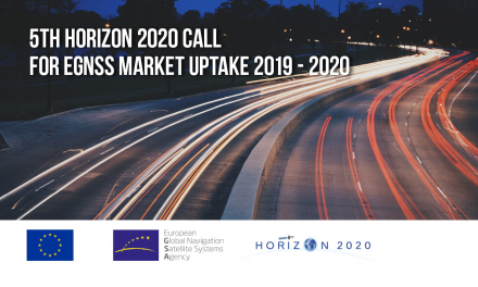 The new calls aim to increase the market uptake of EGNSS solutions that benefit users.