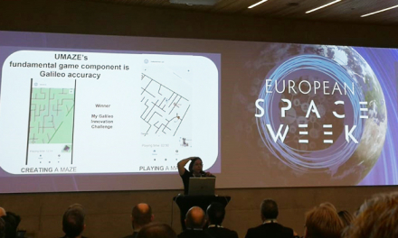 Space Week brought space innovators together with investors and potential partners.