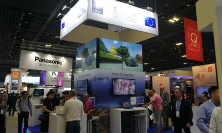 Galileo-enabled intelligent transport solutions were in focus at ITS World Congress in Singapore.