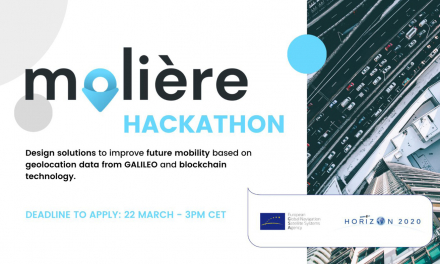 The hackathon aims to fuel innovation in urban mobility.