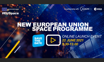 At the June 22 event, high-level decision-makers will discuss pressing issues related to space.