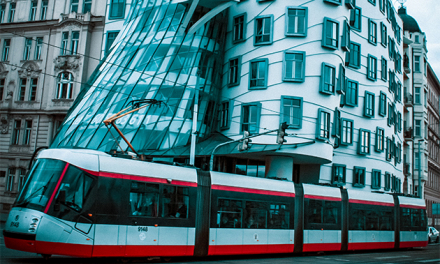 The first Galileo-enabled trams in Prague are expected by the end of 2020