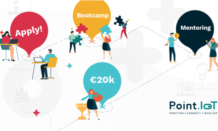 Submit your innovative IoT solution to be in with a chance to win the EUR 20,000 prize.