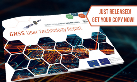 The full GNSS User Technology Report 2020 is available for download