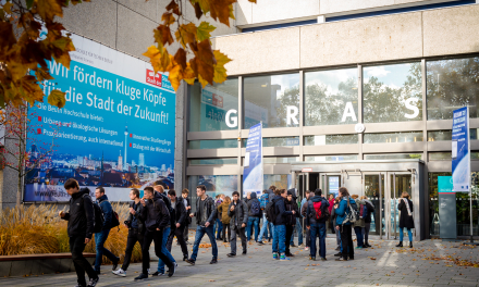 WhereCamp Berlin, 3-4 November 2016, Beuth University of Applied Sciences Berlin