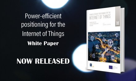 The GSA White Paper looks at how positioning for the IoT can be made more power-efficient.