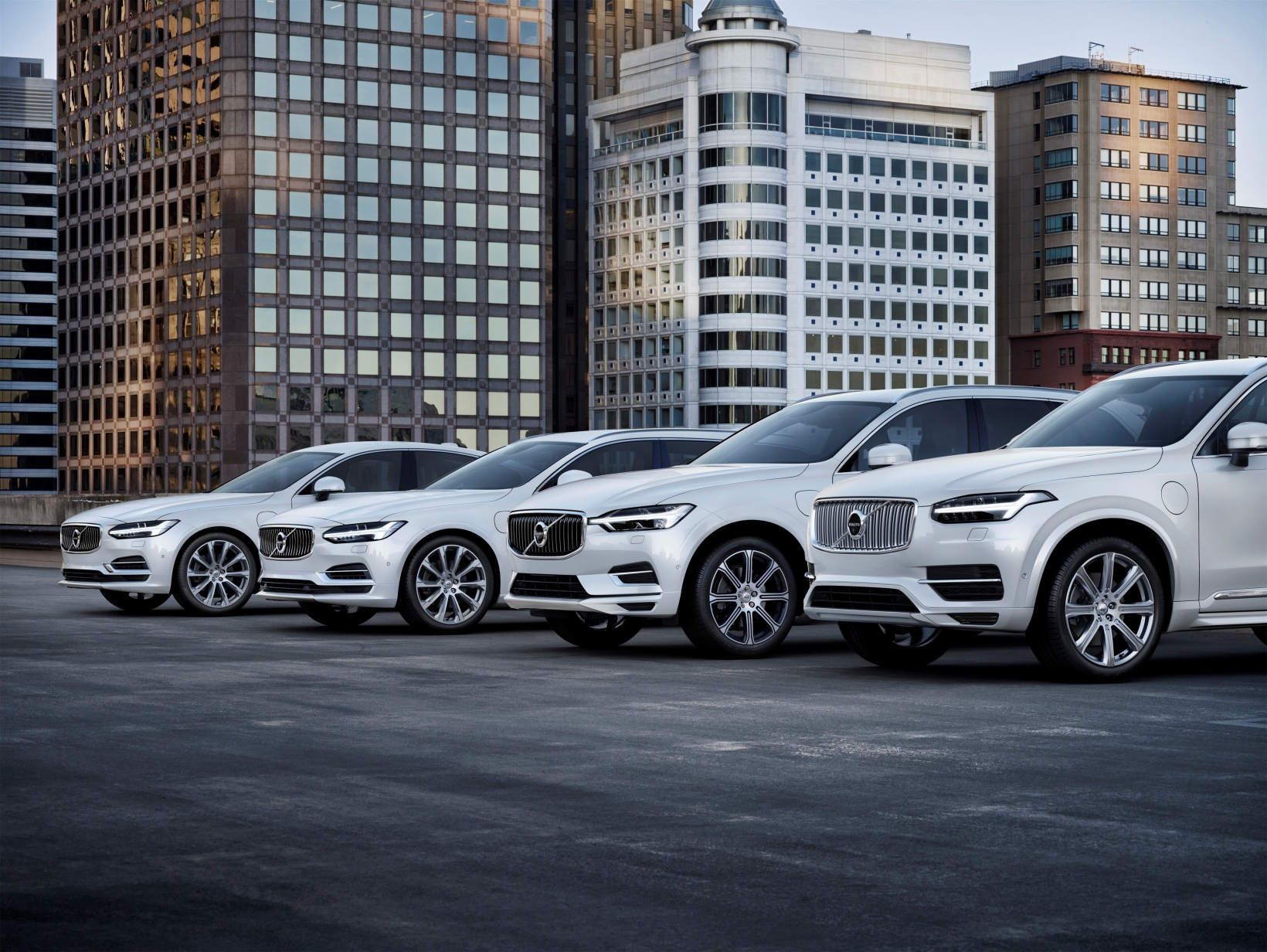 Volvo is the first car maker to integrate eCall system with Galileo capabilities. ©Volvo Cars
