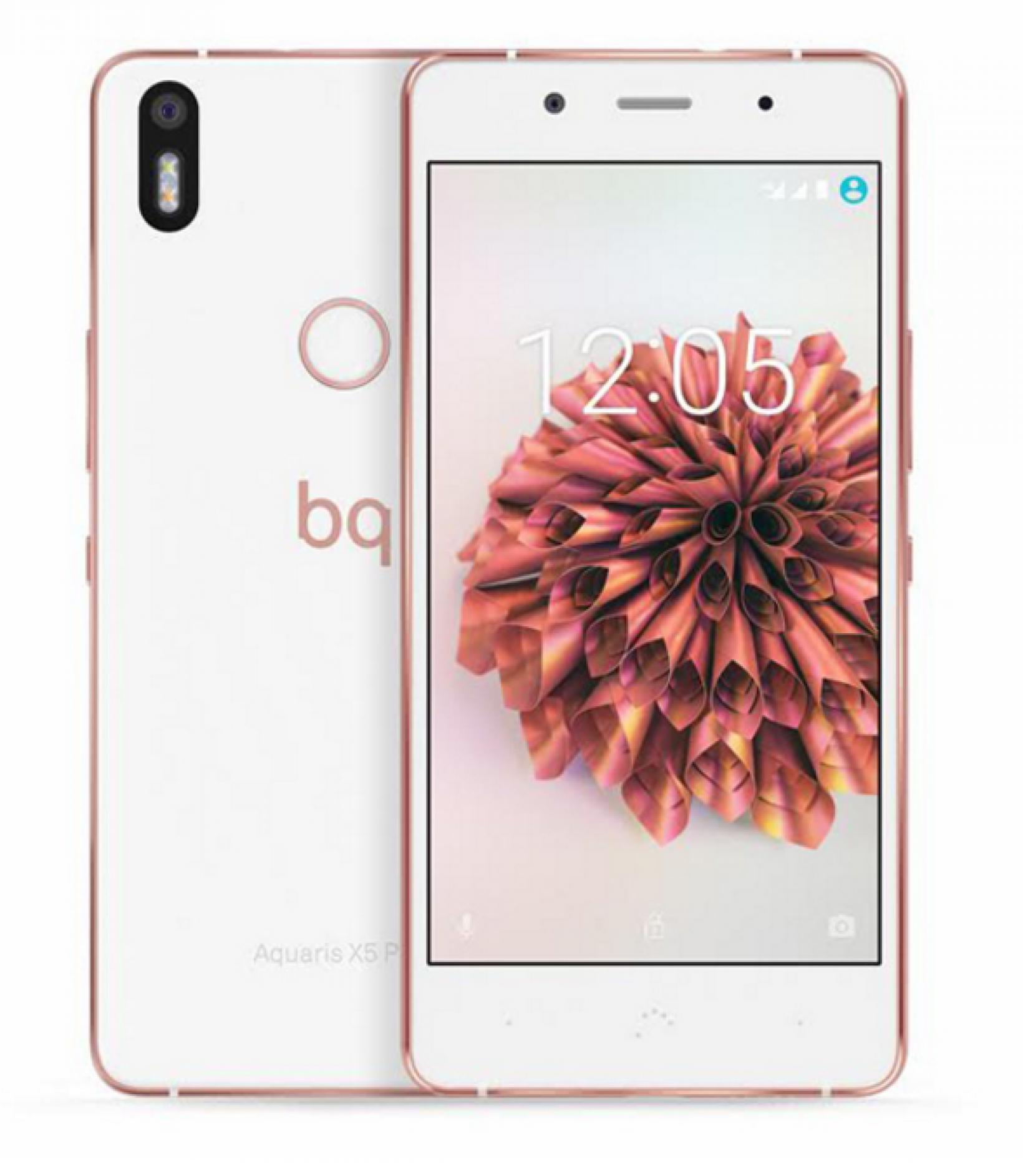 BQ Aquaris X5 Plus, the first European Galileo-ready smartphone to hit the market. ©BQ