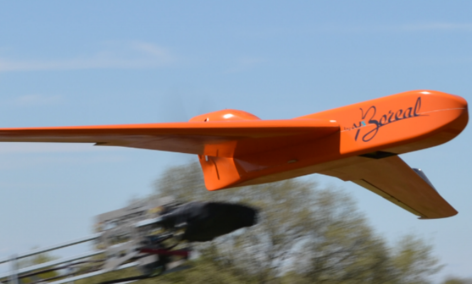 EGNSS improves positioning integrity and accuracy for the Boreal drone