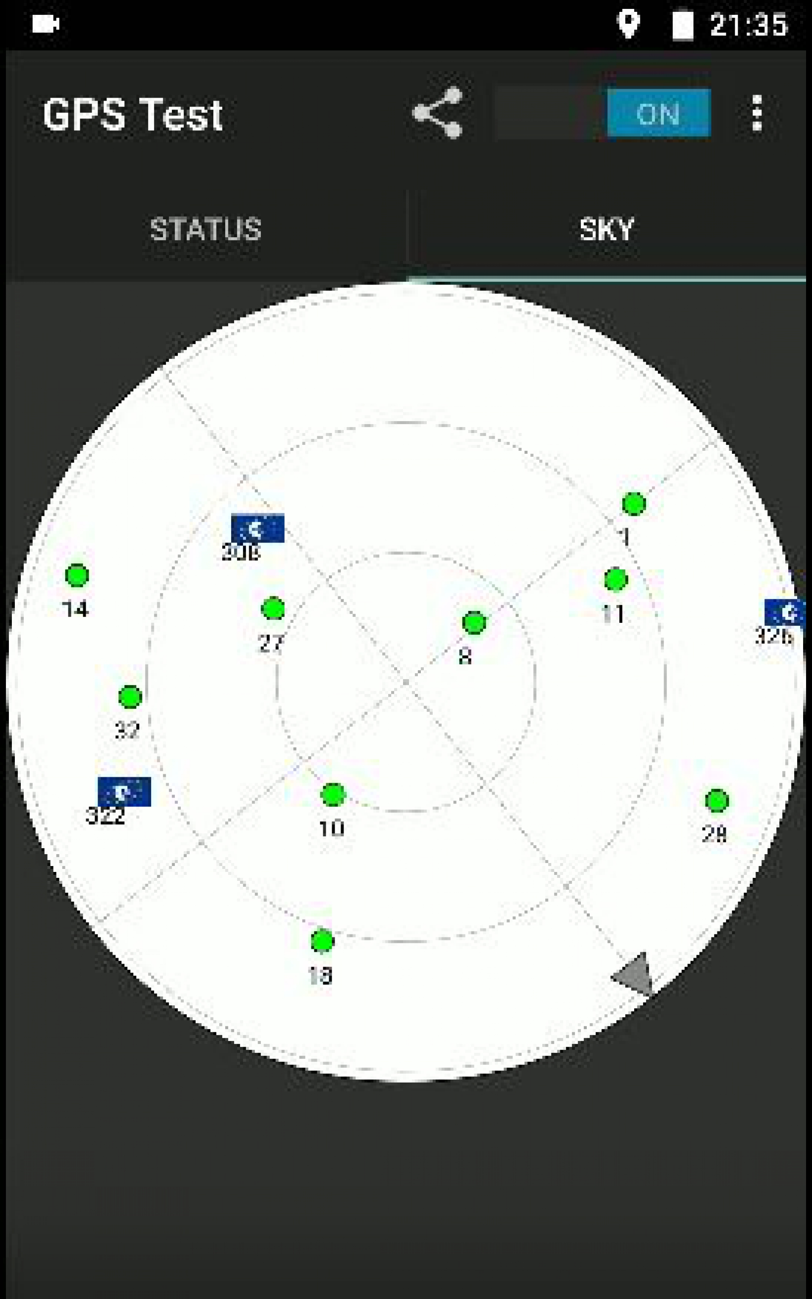 Galileo Dating App test