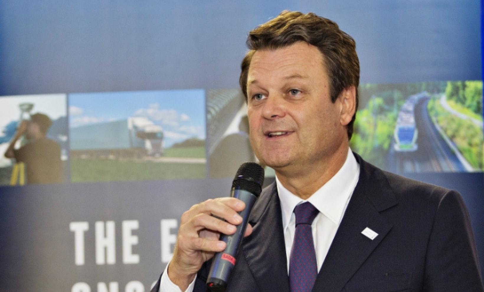 GSA Executive Director, Carlo des Dorides