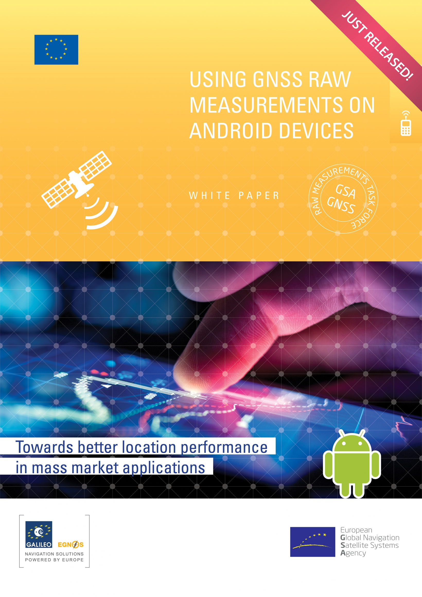 Available Now: White Paper on using GNSS Raw Measurements
