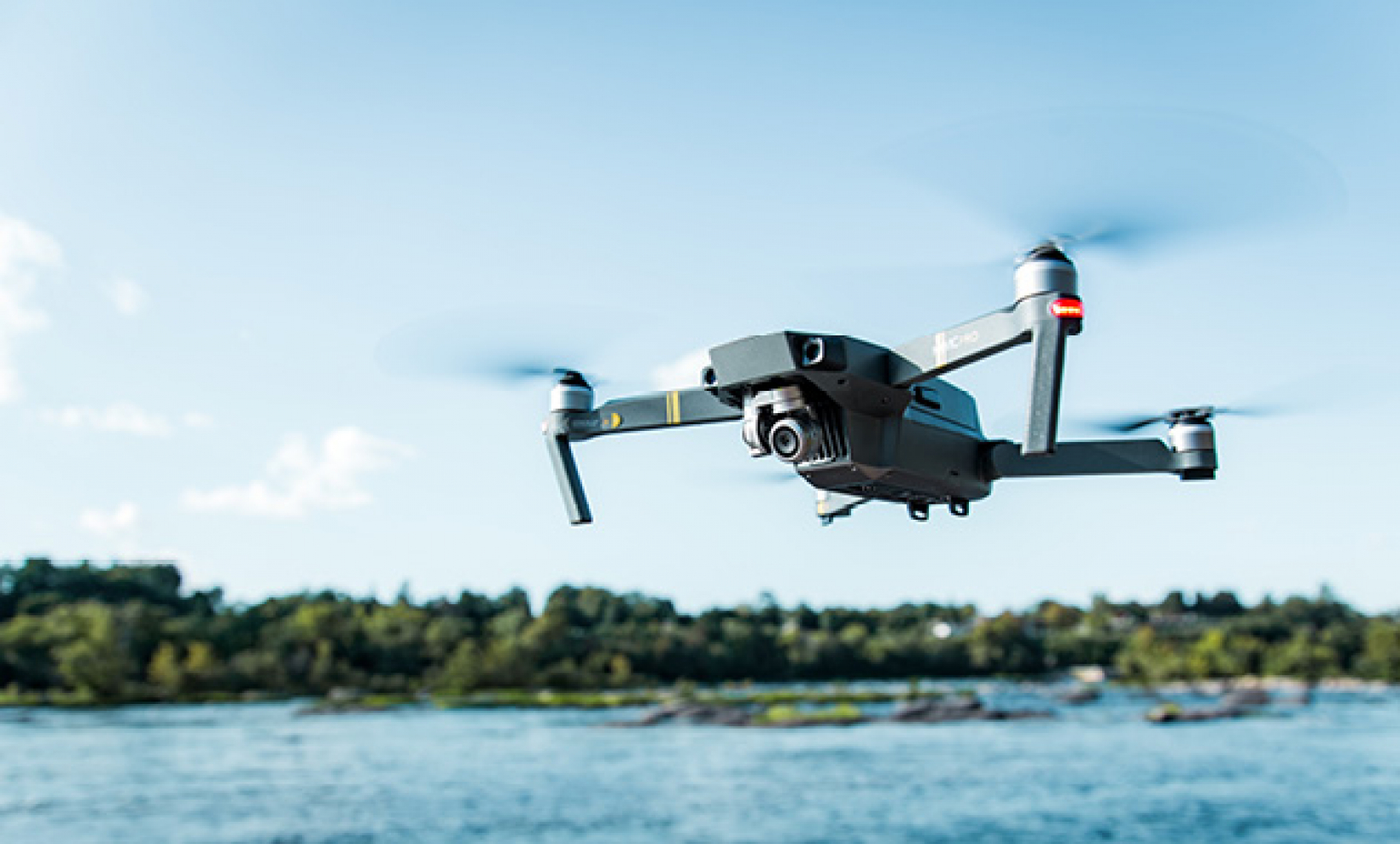 Galileo is already present in more than 30% of the receivers used for drone applications