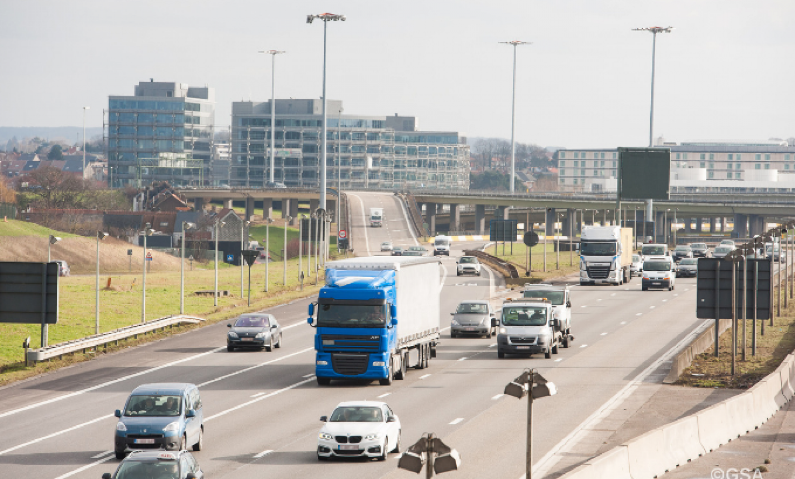 EGNOS and Galileo are already activated in the majority of GNSS-enabled on-board units for tolling of HGVs in Europe today.