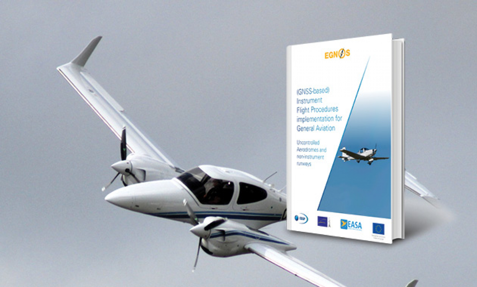 The materials identify blocking points to a wider uptake of EGNOS-based procedures in general aviation