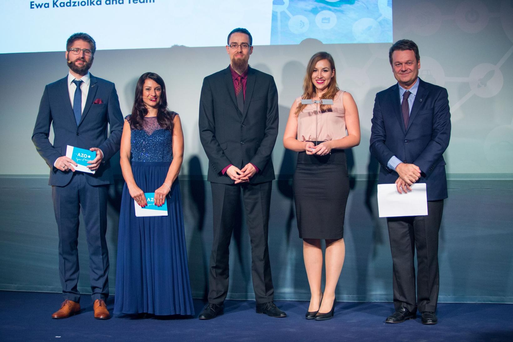ESNC GSA special prize