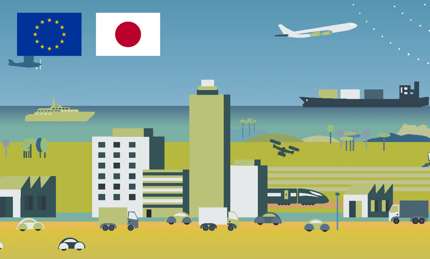 The roundtable will be an opportunity to explore GNSS business cooperation between Europe and Japan.