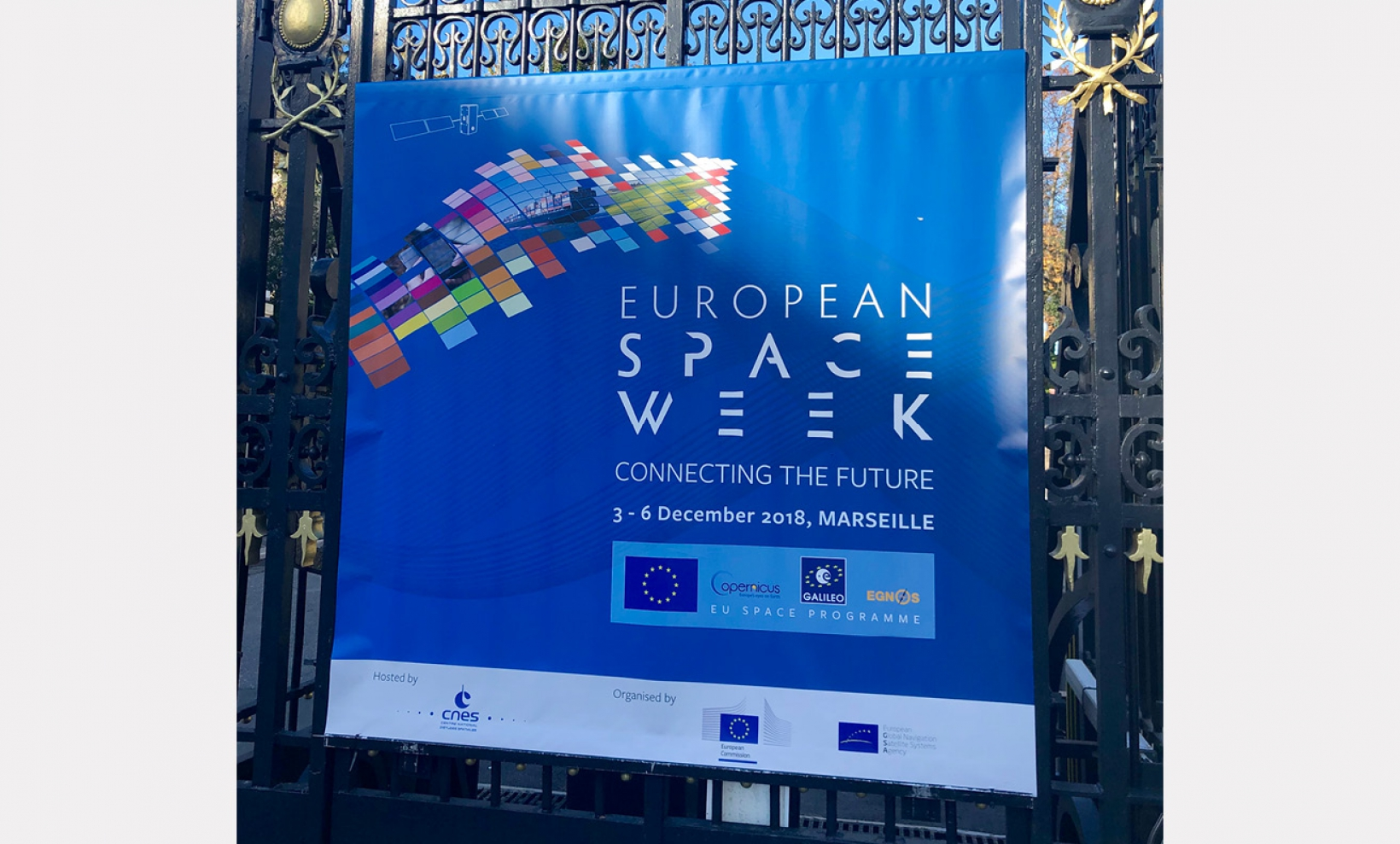 The EU Space Week plenary gathered speakers from industry and the public sector to discuss how European Satellite Navigation and Earth Observation are tackling today's economic, social, and environmental challenges.