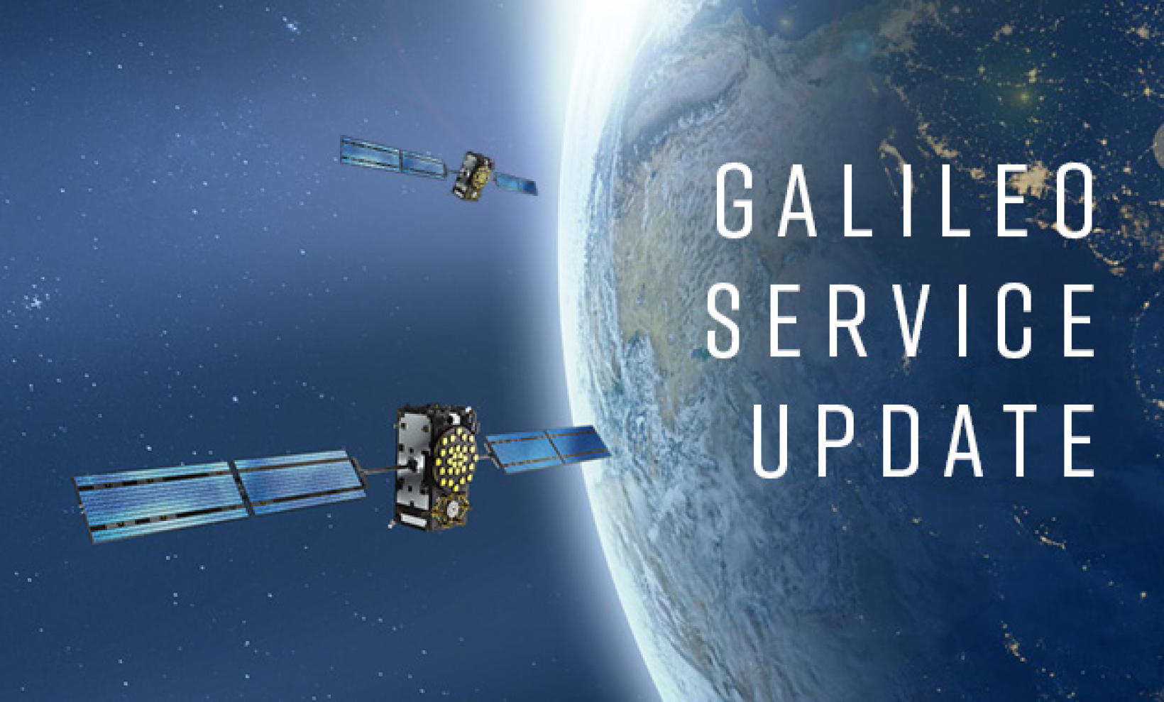 Galileo Service Update